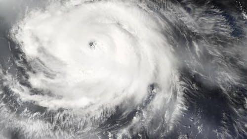 Hurricane Helene from Space.