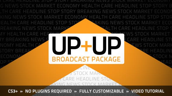 Thumbnail for Up+Up Broadcast Package