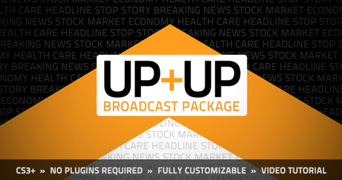 Up+Up Broadcast Package