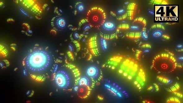 Thumbnail for Disco Ball Vj Loop