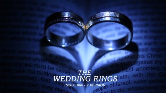 Thumbnail for The Wedding Rings (2 in 1)