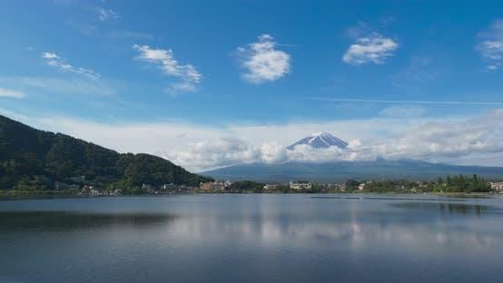 Thumbnail for Mountain Fuji in kawaguchi lake
