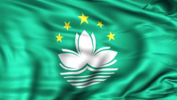 Thumbnail for Macau Flag