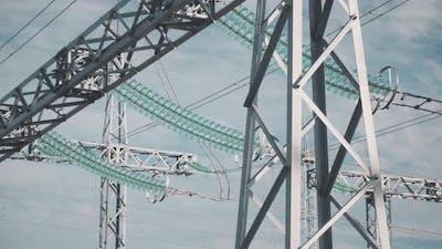 Highvoltage Power Lines
