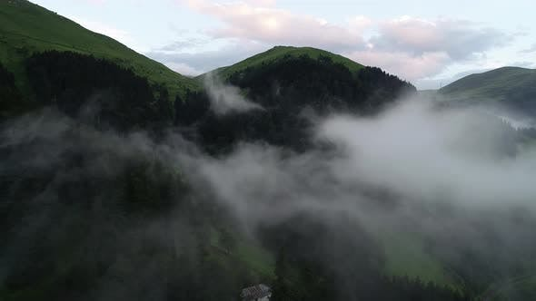 Thumbnail for Aerial View Mountain