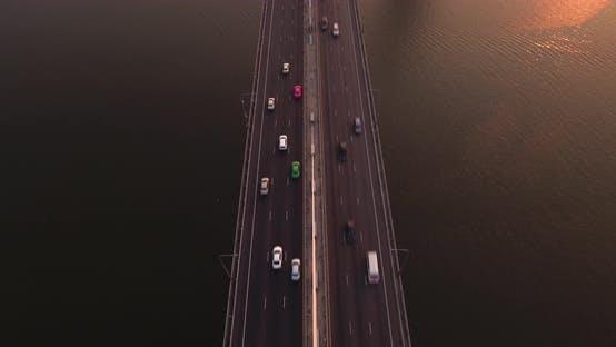 Thumbnail for Aerial City Bridge
