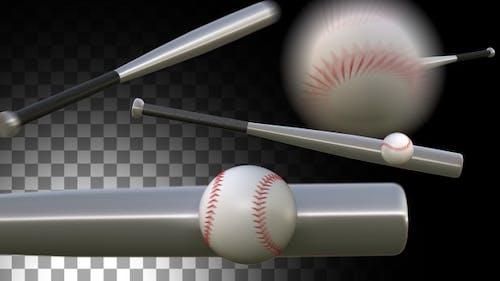 Baseball Metal Bat Transitions