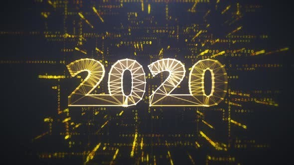 Creative Fast Entry Into 2020 Year