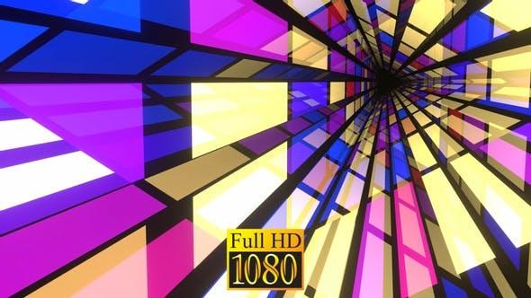 Fun Colors Tunnel HD