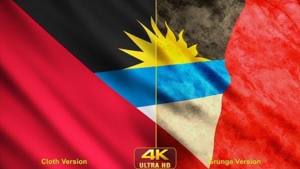Thumbnail for Antigua And Barbuda Flags