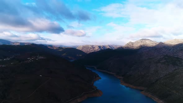 Thumbnail for River and Mountains