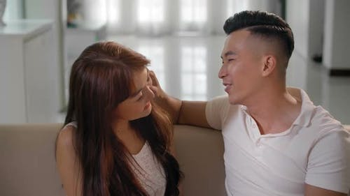 Relationship within Asian Couple