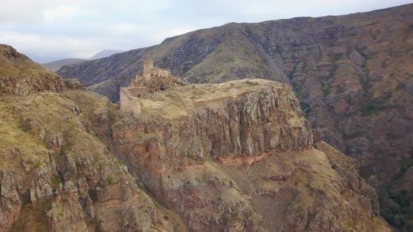 Thumbnail for Seytan Kalesi, Satan Castle, Top Rock Hill, Cildir, Turkey
