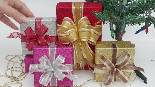 Thumbnail for Christmas Gift Box