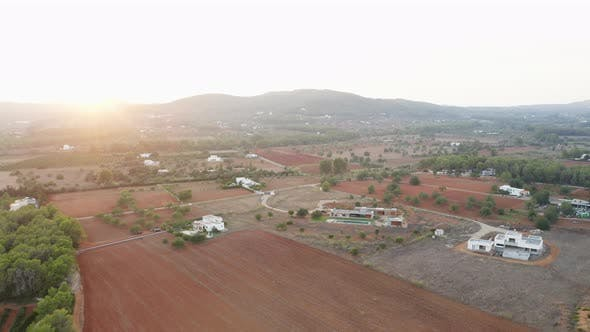 Thumbnail for Newly Harvested Plain Fields in Ibiza