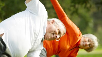 Healthy Retirement