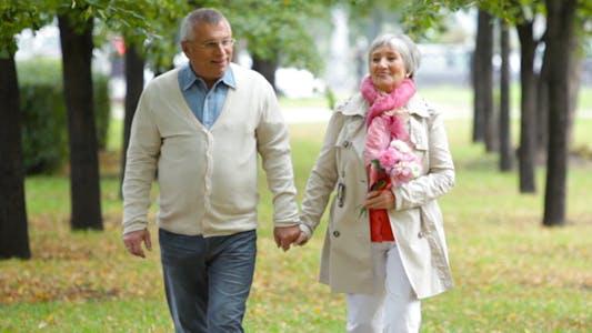 Cover Image for Romantic Seniors