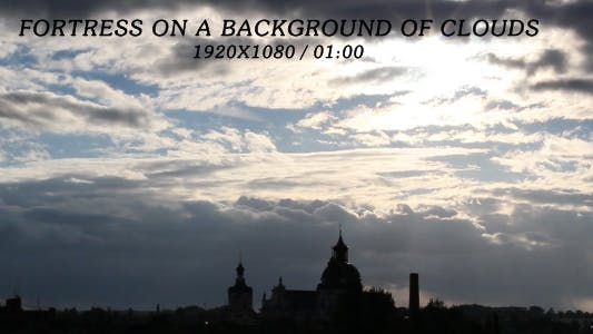 Thumbnail for Fortress On A Background Of Clouds 2