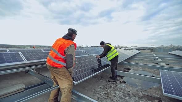 Nachhaltige umweltfreundliche Energie