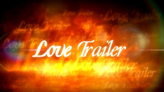 Thumbnail for Love Trailer