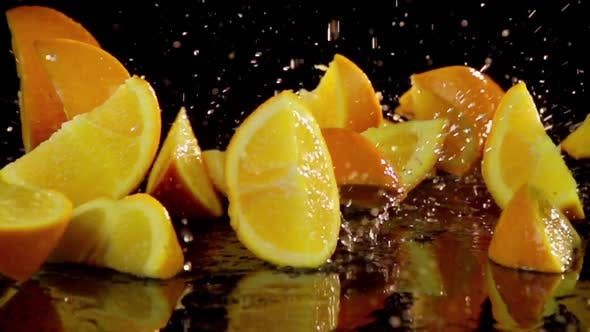 Thumbnail for Fruit and Vegetables Splashing