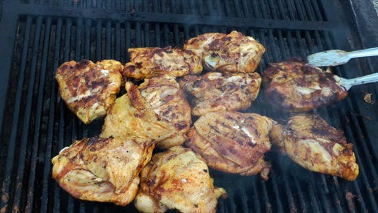 Chicken Barbecue