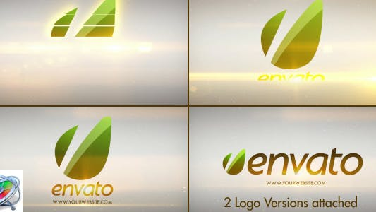 Thumbnail for Logo Corporativa Simple - Apple Motion