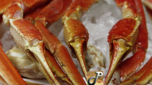 Seafood Crab Legs