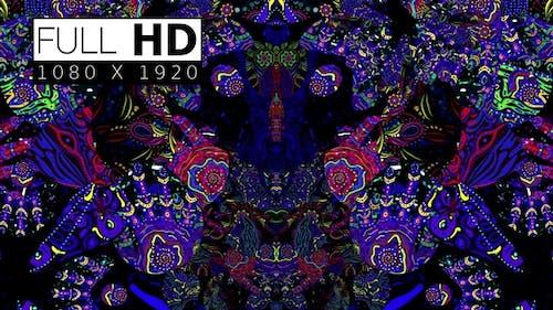 Ethnic Psychedelic 01