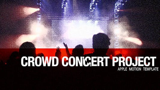 Thumbnail for Crowd Concert