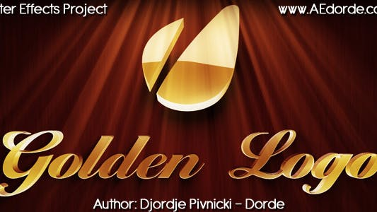 Thumbnail for Golden Logo