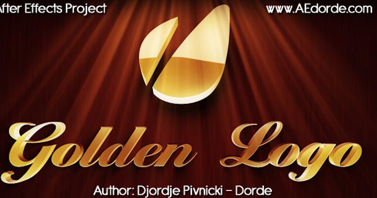 Download Golden Logo by dorde