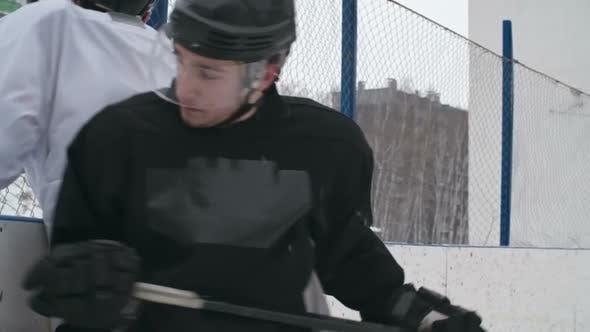 Thumbnail for Hockey Body Check