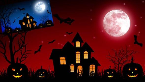 Thumbnail for Halloween Castle II