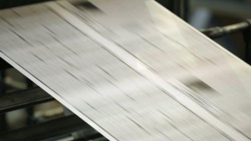 Continuous sheet