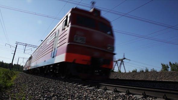 Thumbnail for Passenger Train