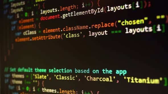 Thumbnail for Digital Html Code