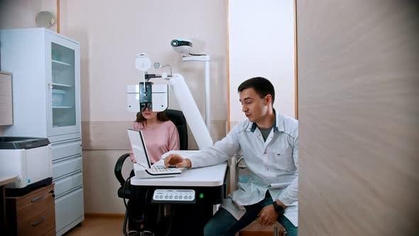 Ophthalmologie Behandlung