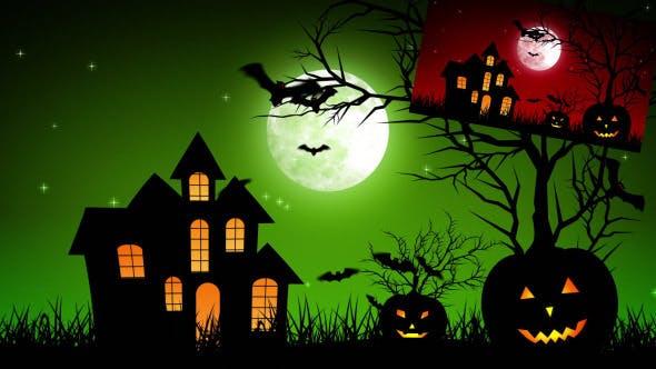 Thumbnail for Halloween Castle III