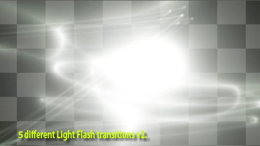 Cover Image for Light Flash Transitions V2