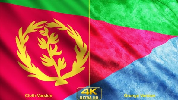 Thumbnail for Eritrea Flags