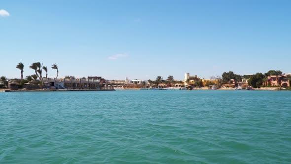 El Gouna ist ein ägyptischer Ferienort