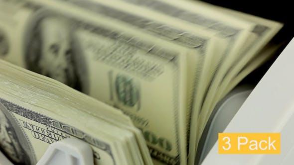 Thumbnail for Hundred Dollar Bills (3-Pack)