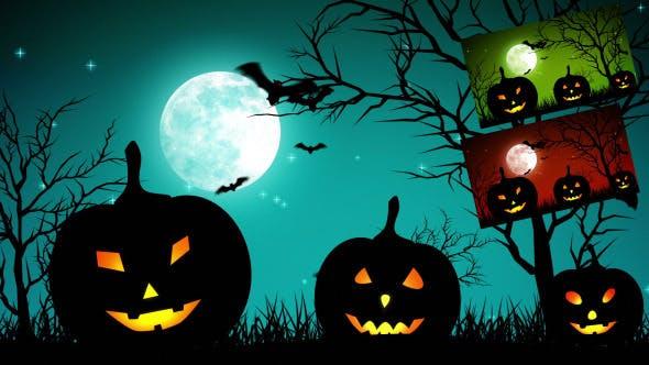 Thumbnail for Halloween Pumpkin III