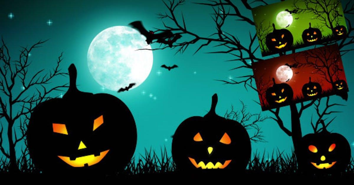 Halloween Pumpkin III