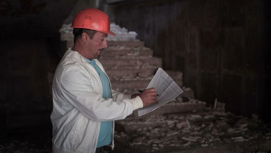 The Engineer-Builder Is At The Facility 1