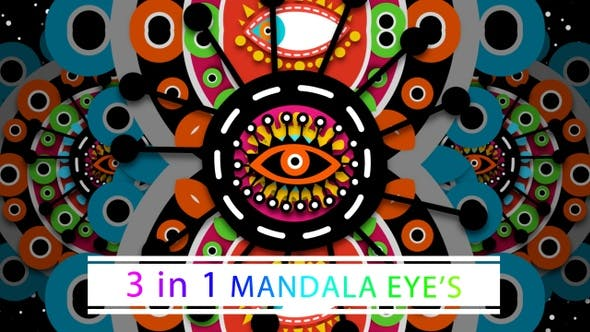 Thumbnail for Mandala Eye's