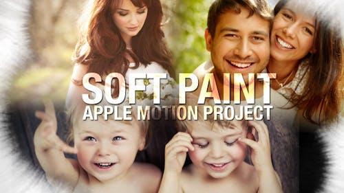 Soft Paint Logo