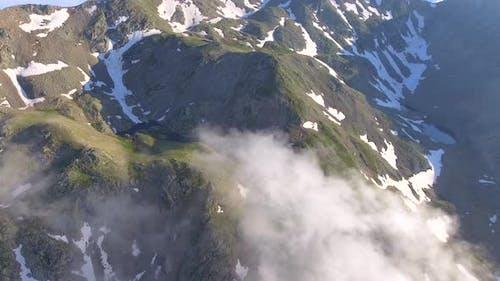 Mountain Lake on Hidghland