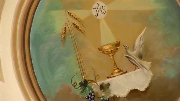 Thumbnail for Church Painting